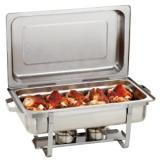Bartscher - Chafing dish na ho�lavou pastu GN 1/1, hloubka 100 mm