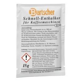 Bartscher - Prostøedek k rychlému odvápnìní kávovarù