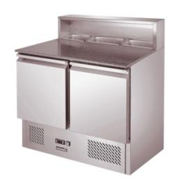 Bartscher - Saladeta s chlazením obìhem vzduchu pro pizzerie