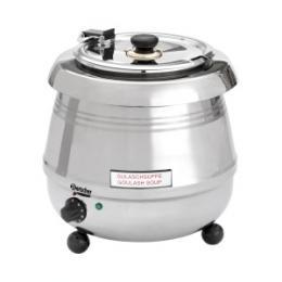 Bartscher - Kotlík na polévku DE LUXE - 9,0 litrù