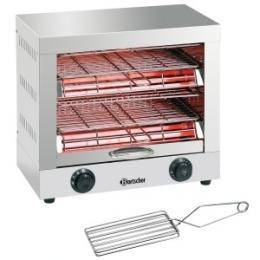 Bartscher - Toaster/zapékací pøístroj, dvojitý