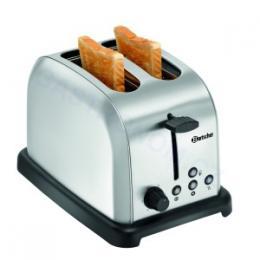 Bartscher - Toaster TB20 – 2 toasty