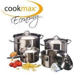 Cookmax Classic sada hrncù 8-dílná